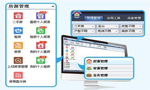 梵讯房屋管理系统截图3
