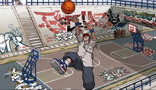 街头篮球截图5