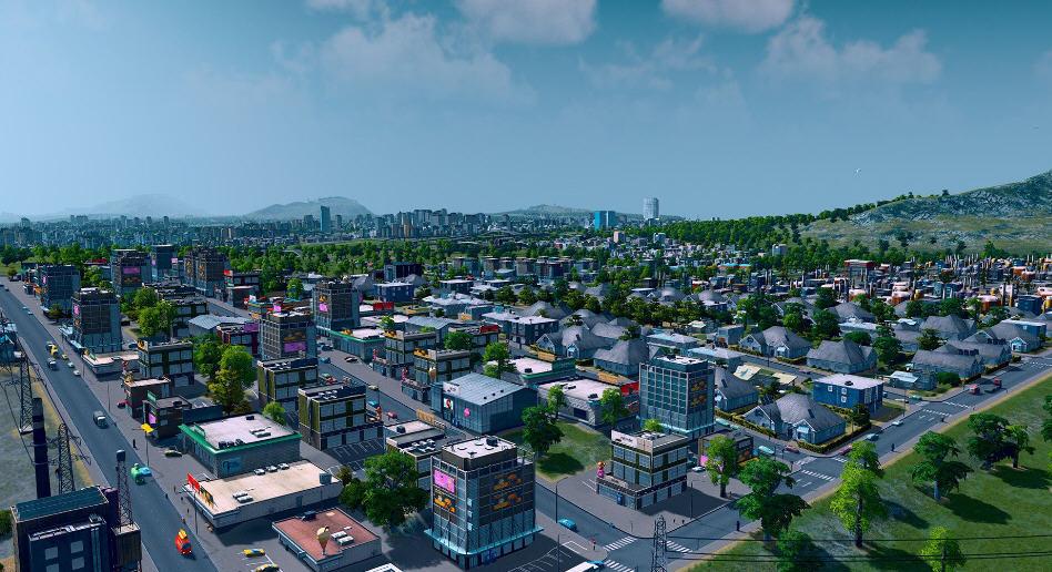 城市天�H�截�D1